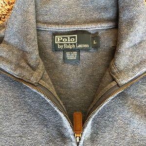 Men's Ralph Lauren polo grey